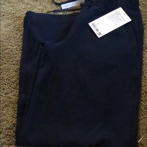 NWT lululemon on the fly wide leg woven TRNV
